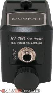 Roland RT-10K Acoustic Drum Trigger for Kick
