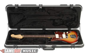 SKB 62 Jaguar Jazzmaster Shaped Hardshell Guitar Case