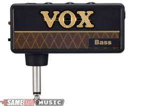 Vox amPlug Headphone Amplifier APBA Bass