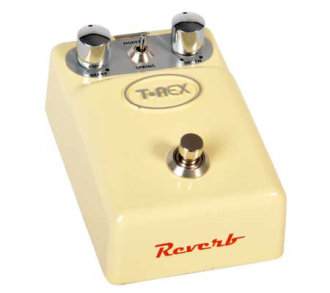 T-Rex Tonebug Reverb Pedal