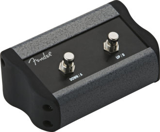 Fender 2-Button Footswitch Mustang Amps