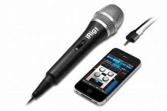 IK Multimedia iRig Mic Microphone