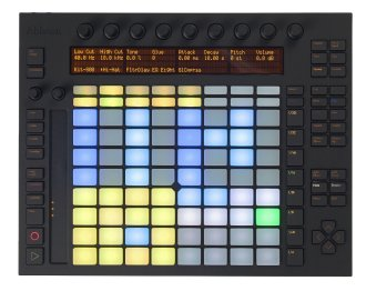 Ableton Push Controller for Ableton Live