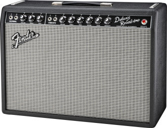 Fender '65 Deluxe Reverb Guitar Amp