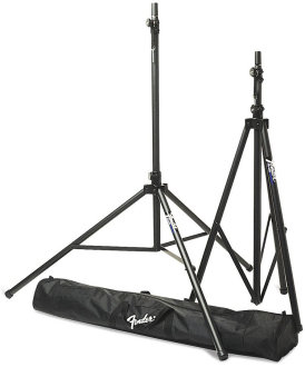 Fender ST275 Speaker Stand & Bag Kit