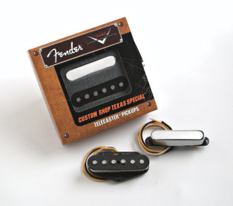Fender Texas Special Single-Coil Set