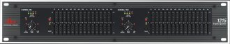 dbx 1215 Dual 15-Band Graphic EQ