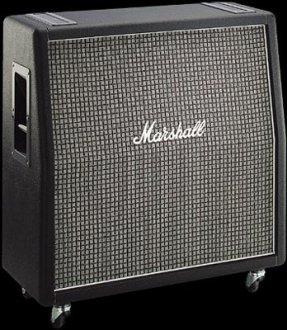 Marshall 1960AX Classic Angled Cab