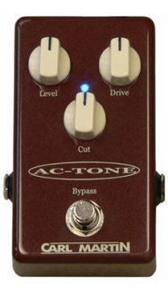 Carl Martin AC-Tone Overdrive Pedal