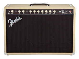 Fender Super-Sonic 60 Guitar Combo Amp
