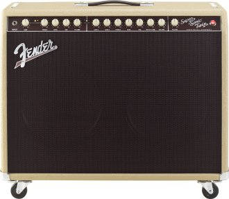 Fender Super-Sonic Twin Guitar Combo Amp