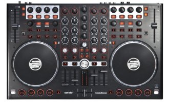 Reloop Terminal Mix 4 USB DJ Controller