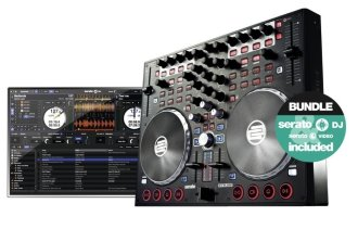 Reloop Terminal Mix 2 Serato DJ Bundle