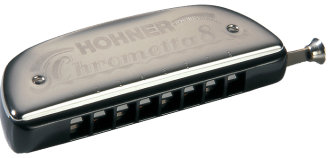 Hohner Chrometta 8 Chromatic Harmonica