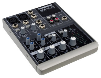 Mackie 402 VLZ3 Ultra Compact Mixer