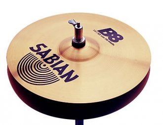 Sabian B8 Series Hi-Hats
