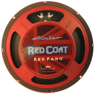 Eminence Red Fang Vintage Guitar Speaker