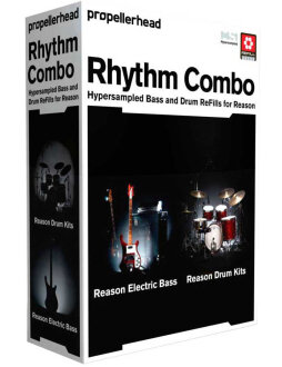 Propellerhead Rhythm Combo Bundle