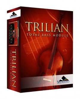 Spectrasonics Trilian Bass Software