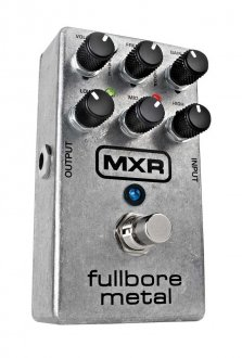 MXR M116 Fullbore Metal Distortion Pedal