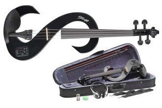 Stagg EVN44 Electric Violin Pack