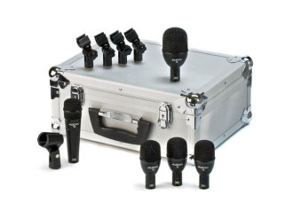 Audix FP5 Fusion 5 Drum Mic Pack