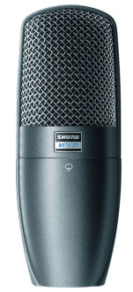 Shure Beta27 Condenser Microphone