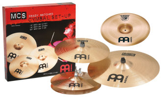 Meinl MCS Cymbal Set