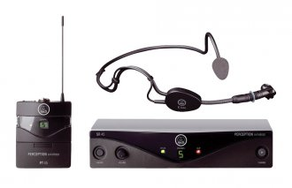 AKG WMS45 Perception Wireless Sports Set