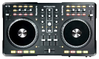 Numark MixTrack Pro USB DJ Controller
