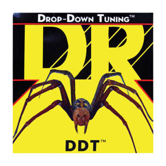 DR Strings DDT Drop Down Tuning Strings