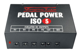 Voodoo Lab Pedal Power ISO-5 Supply