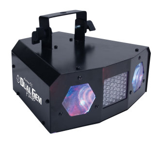 American DJ Dual Gem Pulse Effect Light