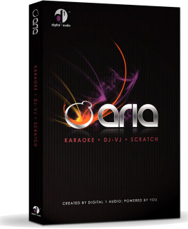 Digital 1 Audio Aria AV Karaoke Software
