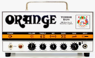 Orange BT1000H Terror Bass 1000 Amp Head