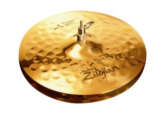 Zildjian A Series Pocket Hi Hat Cymbals