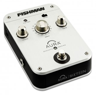 Fishman Aura 16 Imaging Acoustic Pedal