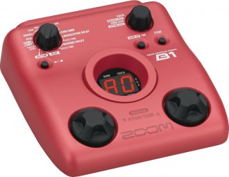 Zoom B1 Bass Multi-Effects Pedal