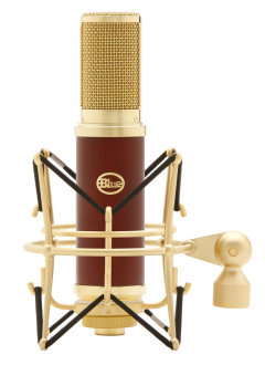 BLUE Woodpecker Ribbon Microphone