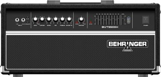 Behringer BVT5500H Bass Amplifier Head