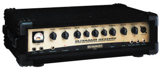 Behringer BX4500H Ultrabass Head