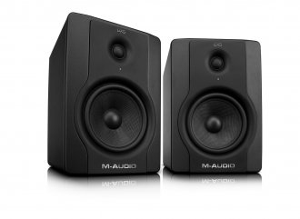 M-Audio BX5 D2 Active Studio Monitors