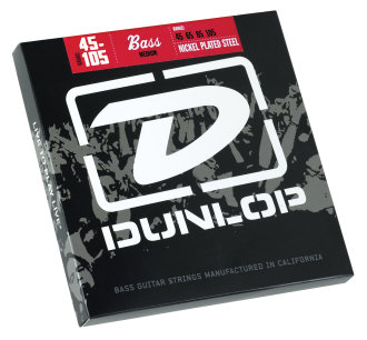 Dunlop Stainless Steel Bass Strings