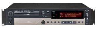 Tascam CDRW900SL CD Recorder w MP3