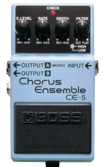 Boss CE-5 Chorus Pedal