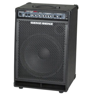 Genz Benz Contour 500 Bass Combo Amp