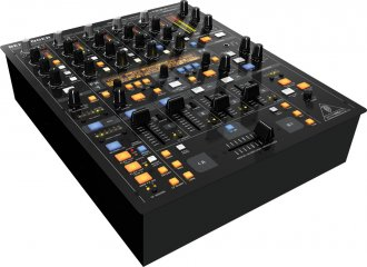 Behringer DDM4000 DJ Mixer with Sampler