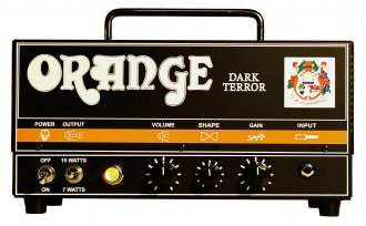 Orange Dark Terror Guitar Amplifier Head