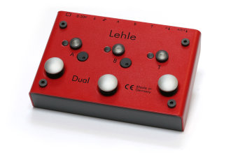 Lehle Dual SGoS Amp Switcher Pedal