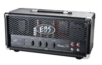 EBS T90 Bass Amplifier Head, 90 Watts